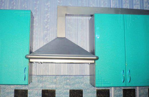 Воздуховод для кухонной вытяжки