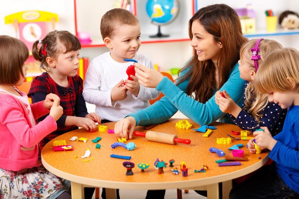 Вентиляция детского сада